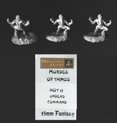 Alternative Armies 15mm Fantasy HOT12: Ghouls (x 3 figs)